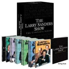 Amazon.Com Deal of Day: The Larry Sanders Show: The Complete Series American R1 with 2 extra DVDs, book, etc.  (Customs charges included in price-could be lower!)