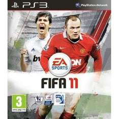 FIFA 11 £17.99 for PS3/XBOX @ AMAZON (may be better then play.com)