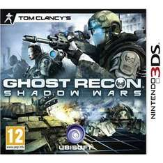 Tom Clancy's Ghost Recon: Shadow Wars (3DS) £14.99 Play.Com