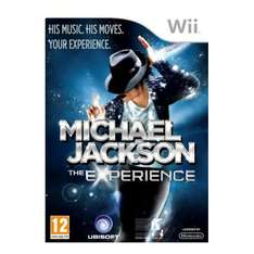 Michael Jackson: The Experience (Wii) - £12.99 Delivered @  Play