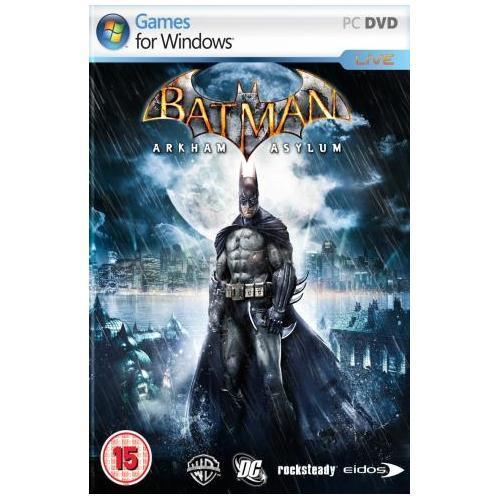 Batman: Arkham Asylum (PC) £3.99 Delivered @ Play