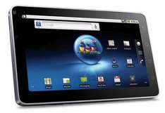 ViewSonic ViewPad 7-inch Android 2.2 Tablet met capacitive Multi-Touch, Wifi en 3G £147.90 @ iBood