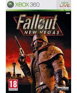 Fallout New Vegas (Xbox360/PS3) Preowned @ Argos