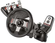 Logitech g27 pc/ps3 steering wheel £179.99 at Dixons