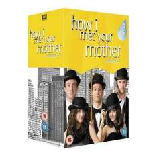 How I Met Your Mother: Complete Seasons 1 - 5 Box Set (15 Discs) - £34.97 Delivered @ Amazon
