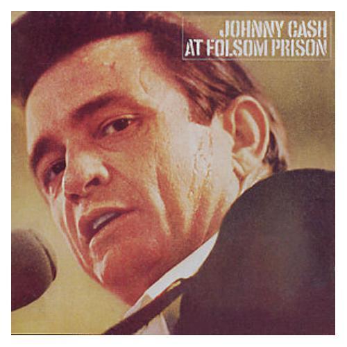 Johnny Cash Live at Folsom Prison: Remastered £2.69 @ Play.com