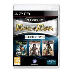 Prince of Persia Trilogy HD (Playstation 3) - £10.99 Delivered @ Play.com