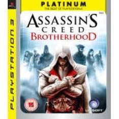 Assassin's Creed: Brotherhood (Xbox 360) (PS3) - £12.99 Delivered @ Play