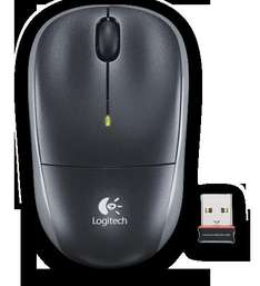 M215 Logitech Wireless Mouse only £11.49 at Play