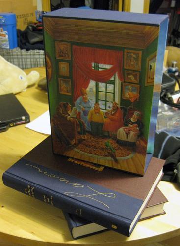 Complete Far Side £50 (Hardback book) @ amazon