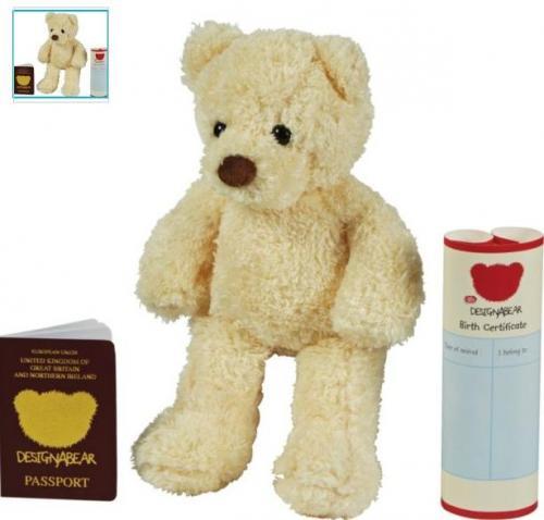 GLITCH: Designabear Cream Bear + Casual Outfit + Messenger Bag should be £24.97 showing £16.99 @ Argos