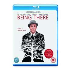 Being There: Deluxe Edition (Blu-ray) £4.99 delivered @ Play [Peter Sellers]