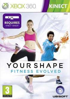 Your Shape - Fitness Evolved (Kinect) (Xbox 360) - £14.99 @ Play
