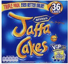 36 McVitie's Jaffa cakes £1.44 @ Tesco