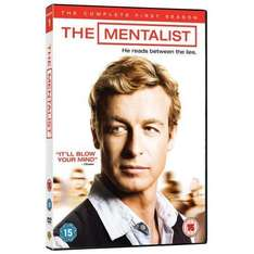 The Mentalist: Season 1 (6 Disc DVD Boxset) only £7.19 delivered @ Play