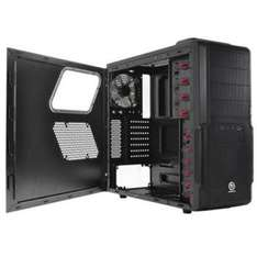 ThermalTake Dokker Mid Tower Case with built in HDD Hotswap Docking - £31.19 @ Scan *Use link in first comment*