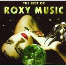 The Best of Roxy Music £3.59 @ Play.com