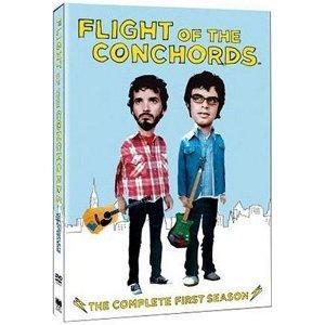 Flight of the Conchords, Season 1 DVD - £3 instore @ Head