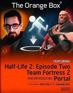 Half-Life 2: The Orange Box (PC) - £8.99 @ Amazon