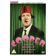Tommy Cooper The Complete Series On DVD.Only  £5.49 @ Play. Free Delivery.