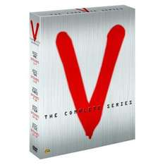 "V: The Complete 80s Original ""TV Series"" (5 DVD Discs)  £5.99  @ Play. Free Delivery."