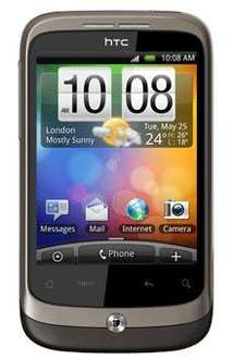 HTC Wildfire - o2 Network - £109.89 Includes Top-up @ Dial-A-Phone