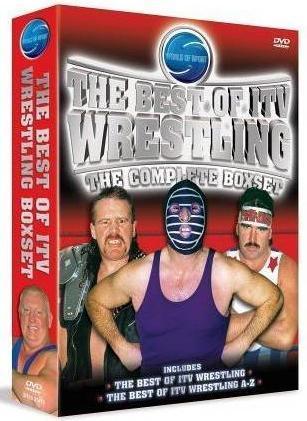 BEST OF ITV.WRESTLING - 2 DVD boxset - £1 delivered from tesco/ebay