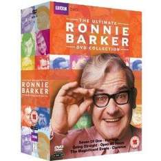 RONNIE BARKER THE ULTIMATE COLLECTION DVD £18.00 delivered @ tesco_outlet