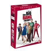 The Big Bang Theory Seasons 1-3 DVD £14.39 on play.com!
