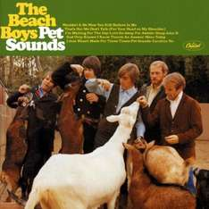 The Beach Boys - Pet Sounds [2000 Re-issue] - Original recording remastered  - £2.99 @ Amazon