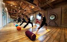 free yoga classes & treatments @ alchemy in london  tuesday 21st june only