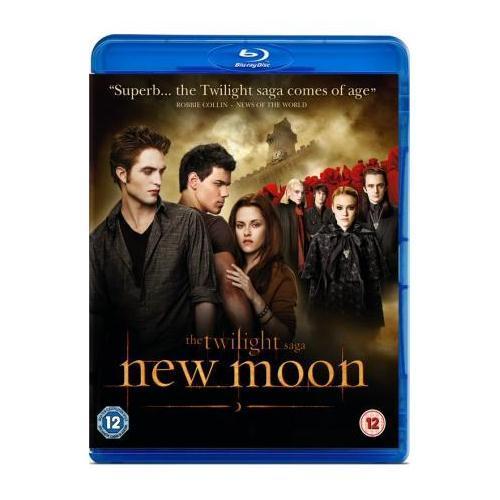 The Twilight Saga: New Moon (Blu-ray) - £5.99 Delivered @ Play