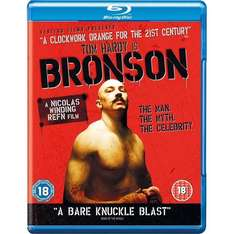 Bronson (Blu-ray) - £5.99 Delivered @ Play