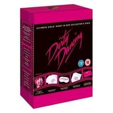 Dirty Dancing: Ultimate Girl's Night In - Collector's Pack (2 Discs) - £5.99 Delivered @ Play