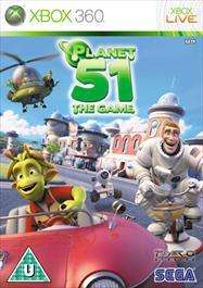 planet 51 brand new xbox 360 game £4.00 delivered tesco outlet ebay