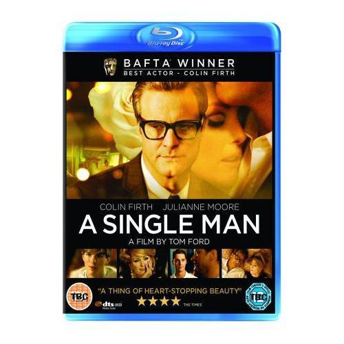 A single man - blu ray - 4.99 @ play