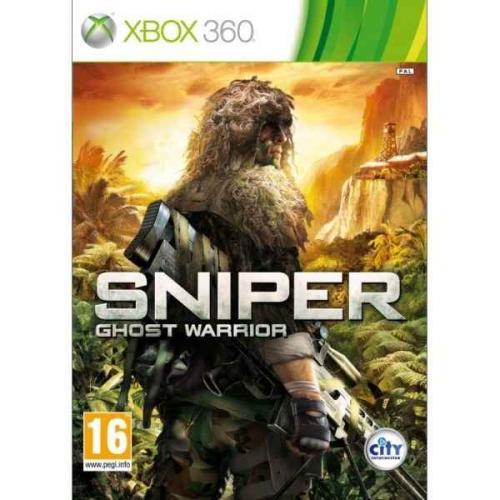 Sniper: Ghost Warrior Xbox 360   £11.99 @ hmv