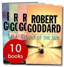 Robert Goddard Collection - 10 Books £9.99+£1.95pp @ The Book People