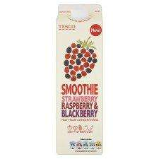 Tesco Smoothies 1Ltr buy 1 get 1 free £2.29 instore and online