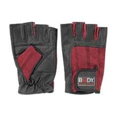 Body Sculpture Leather Weight Training Gloves on offer at £2 again (Amazon)