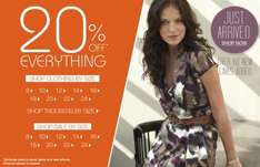 Long Tall Sally Sale 20% off Everything