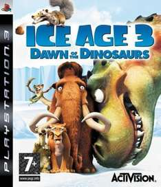 ICE AGE 3: DAWN OF DINOSAURS PLAYSTATION 3  £7  @ Tesco Outlet