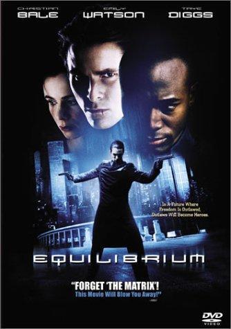 EXPIRED - Equilibrium (DVD) - £2.99 (£1 after TCB bonus) - at HMV