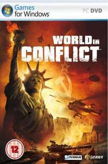PC Game World in Conflict - Tesco Ebay Outlet - £2 inc delivery