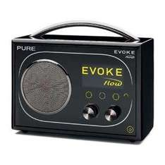 PURE EVOKE Flow, Portable DAB/FM/Internet Radio £75.99 @ Amazon