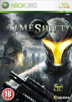 Timeshift XBOX 360 £4.00 Delivered @ tesco eBay outlet