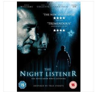 THE NIGHT LISTENER DVD £1 @ tesco_outlet  ebay