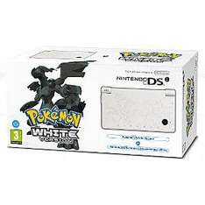 DSi Pokemon White console with Pokemon White Version game £95 at Asda