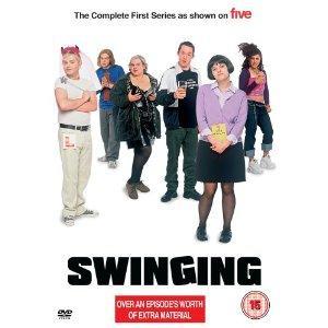 Swinging DVD £1.25 delivered @ Amazon