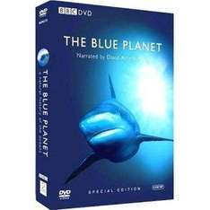 Blue Planet: Complete BBC Series (Special Edition 4 Disc Box Set) just £6  - sold by mrtopseller fulfilled by Amazon